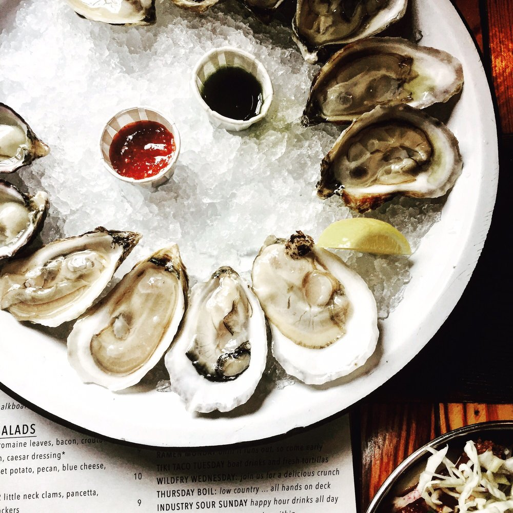 Social Spots from Seabear Oyster Bar