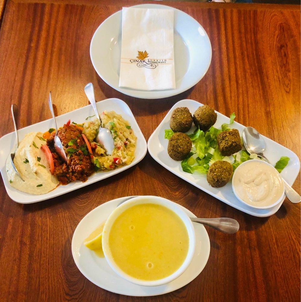 Cinar Turkish Restaurant: 677 Palisade Ave, Cliffside Park, NJ