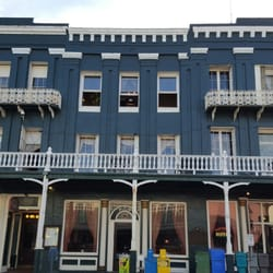 Photo Of National Hotel Nevada City Ca United States 3 Open Windows