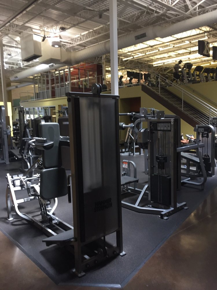 Social Spots from In-Shape Health Clubs