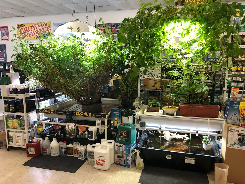 Botani Hydroponics & Organics: 15106 Bellaire Blvd, Houston, TX