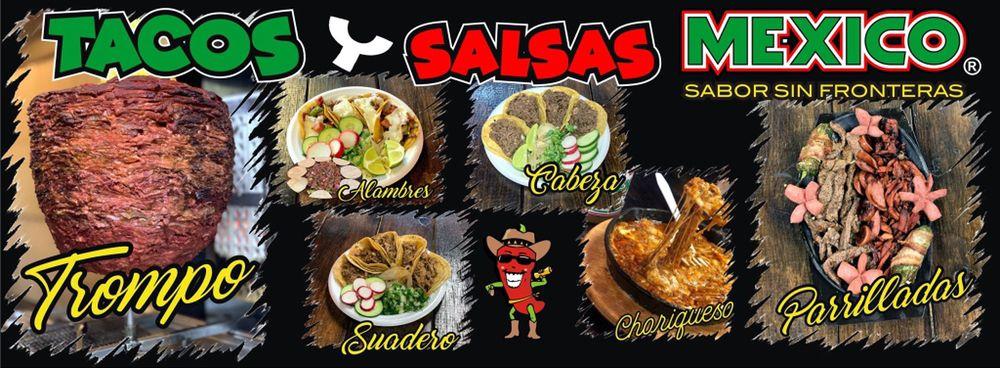 Tacos Y Salsas Mexico: 3102 N Arkansas Ave, Laredo, TX