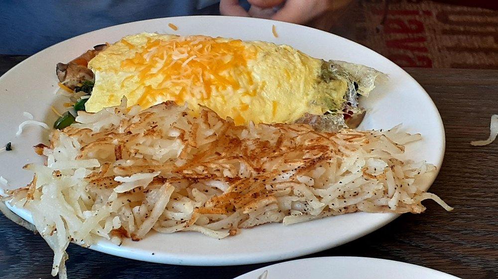 Angels Creek Cafe: 1246 S Main St, Angels Camp, CA
