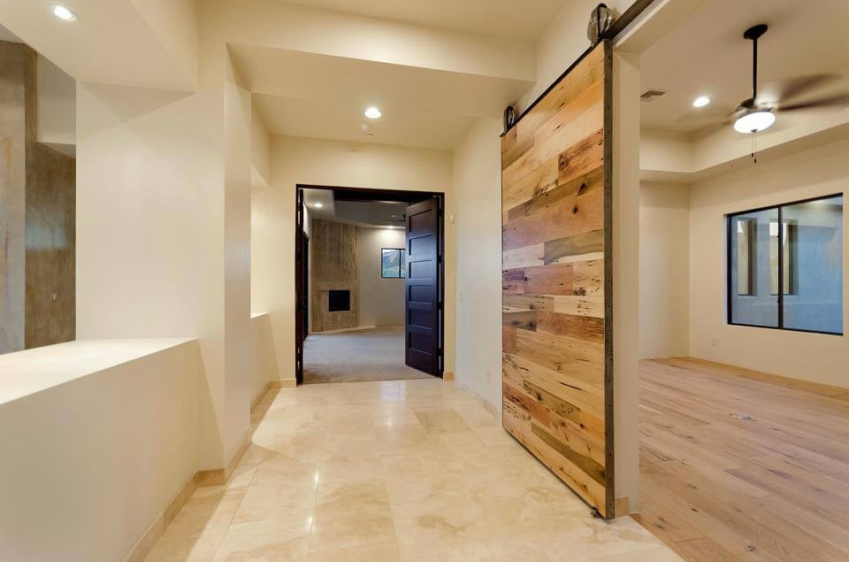 Photo Of Porter Barn Wood   Phoenix, AZ, United States. Custom Sliding Door