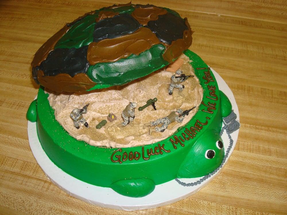 Cake Box Bakery Mn