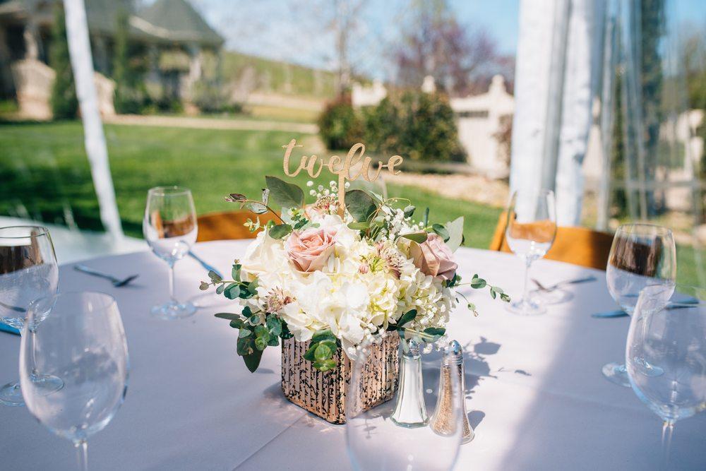 A Love Story Floral Design