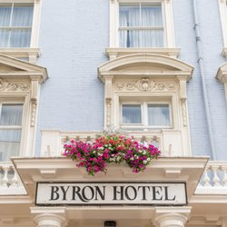 Byron hotel hotell 36 38 queensborough terrace for 64 queensborough terrace bayswater london w2 3sh