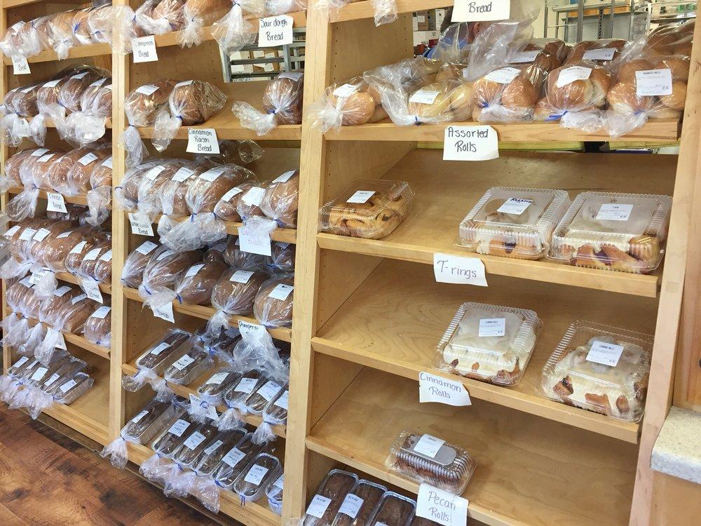 Hillside Bakery: W5610 County Rd F, Wautoma, WI