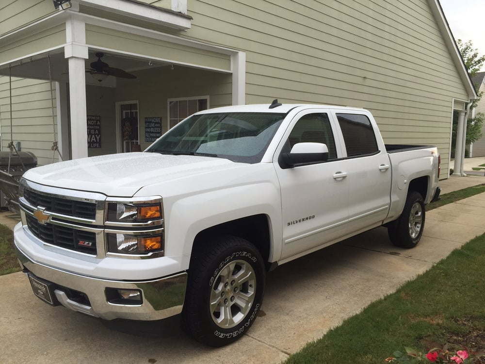 Hendrick Chevrolet Hoover Al >> Keith Durham did an excellent job as my client advisor on our new truck! Hendrick made the ...