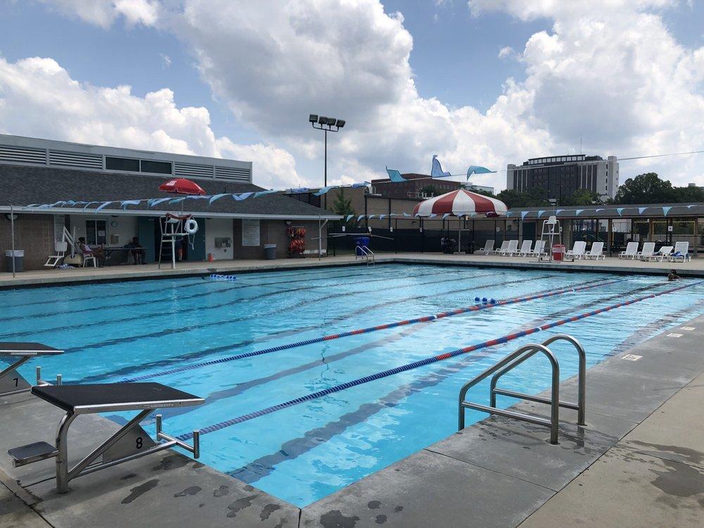 Ebster Swimming Pool: 440 W Trinity Pl, Decatur, GA