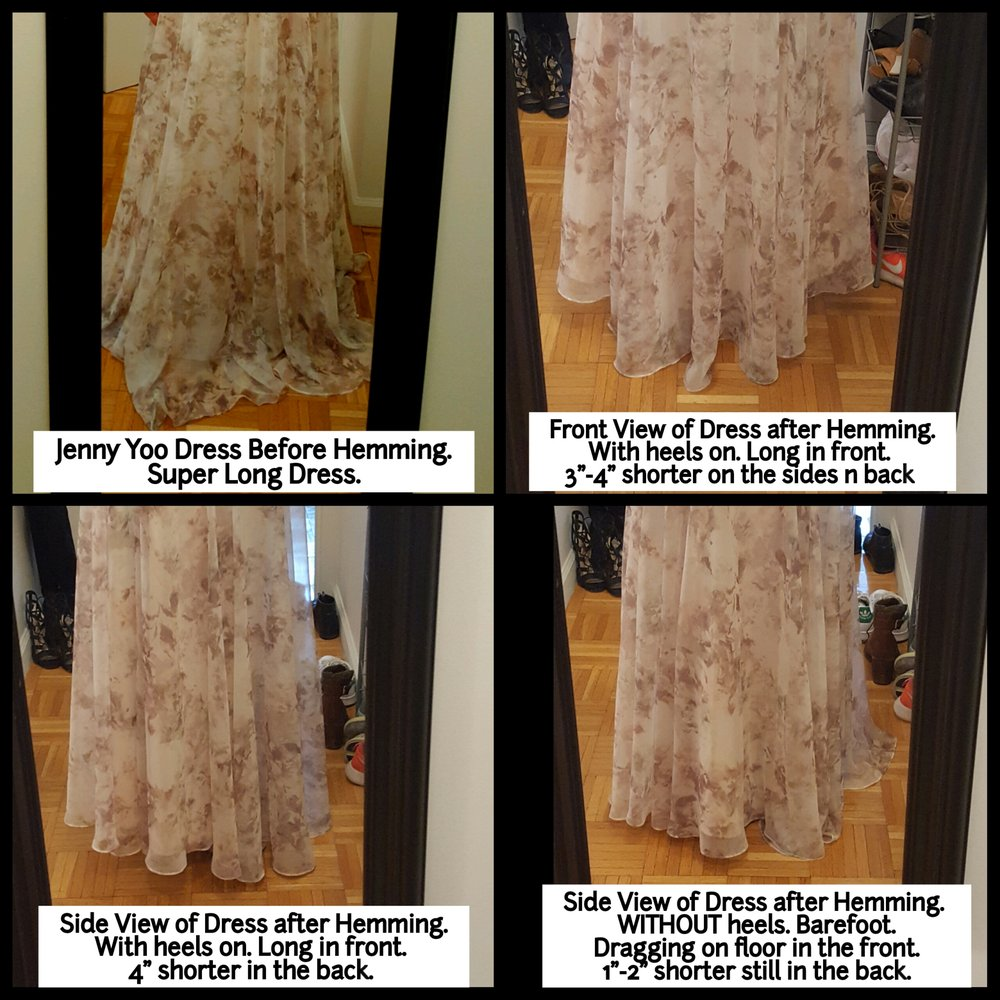 Wedding Gown Alterations Nyc: Laura & Melinda Tailor Shop