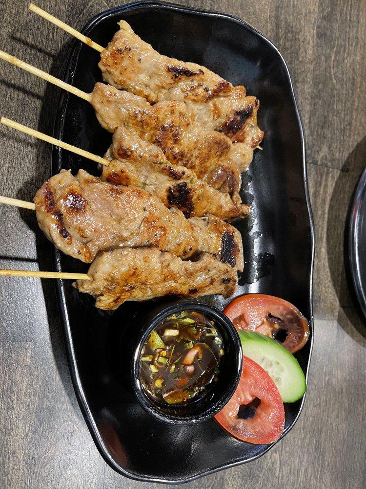 Food from Thai Street Eats
