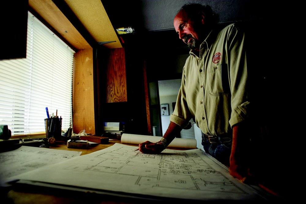 Wayne Rutherford General Contractor: 219 Cruz Alta Rd, Taos, NM