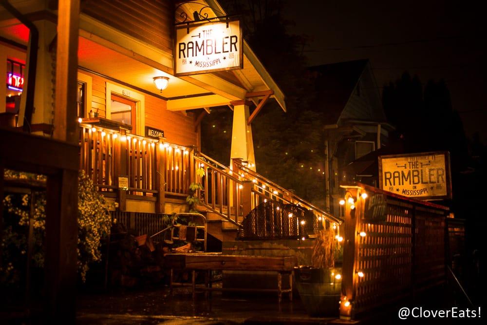 The Rambler: 4205 N Mississippi Ave, Portland, OR
