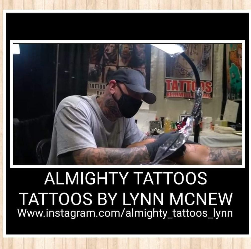 Almighty tattoos: 4719 W Main St, Belleville, IL
