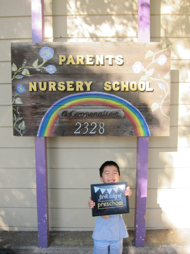 Parents Nursery School Co-Op