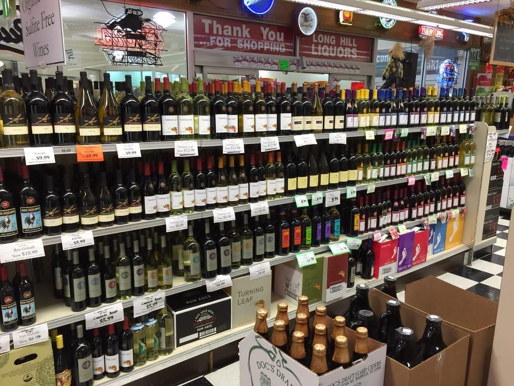 Long Hill Liquors: 14 Post Rd, Oakland, NJ