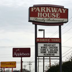 Photo Of Parkway House Family Restaurant Albemarle Nc United States Row