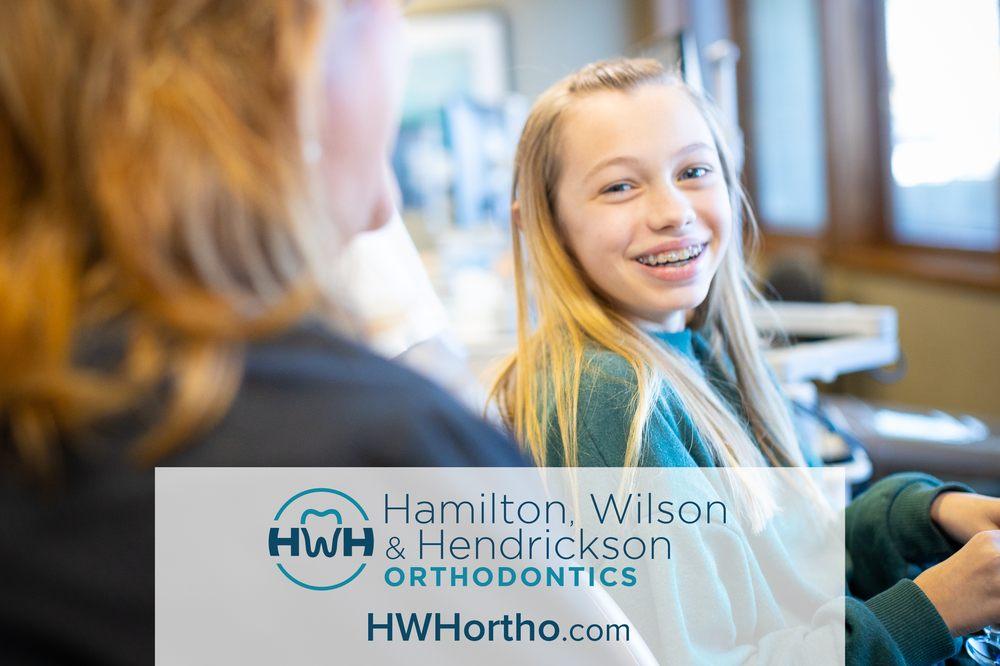 Hamilton, Wilson & Hendrickson Orthodontics: 1425 C Wakarusa Dr, Lawrence, KS