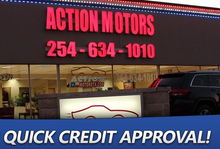 Action motors brugtbilsforhandlere 804 e veterans for Action motors killeen tx