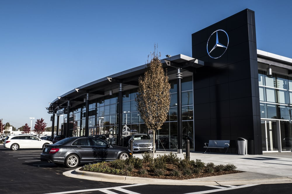 Hendrick Motors of Charlotte - Mercedes-Benz - 30 Photos ...