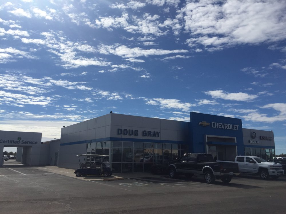 Doug Gray Chevrolet Buick Gmc Request A Quote Auto Repair 110