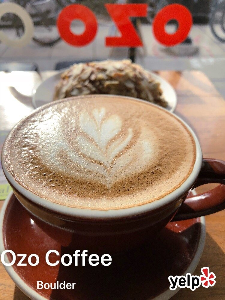 Photo of Ozo Coffee: Boulder, CO