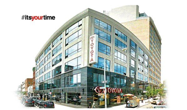 Toyota of Manhattan Service & Parts