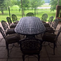 Photo Of The Great Escape   Mishawaka, IN, United States. Verandah At The