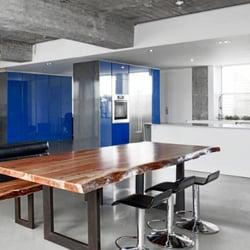 Espace cuisine kitchen bath 6300 rue saint hubert for Cuisine petite espace