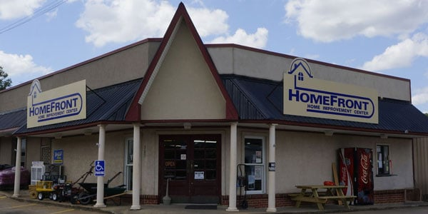 HomeFront Home Improvement Center: 207 N Applegate St, Winona, MS