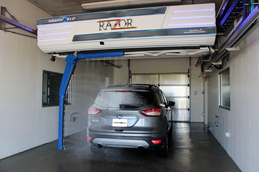 Liberty 24-7 Car Wash: 6350 S Carroll Park Dr, Sykesville, MD