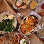 Photo of The Beehive - Boston, MA, United States. peep dat brunch spread