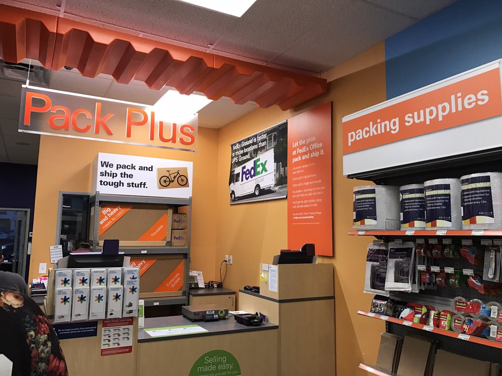 FedEx Office Print & Ship Center: 2180 S Atlantic Blvd, Monterey Park, CA
