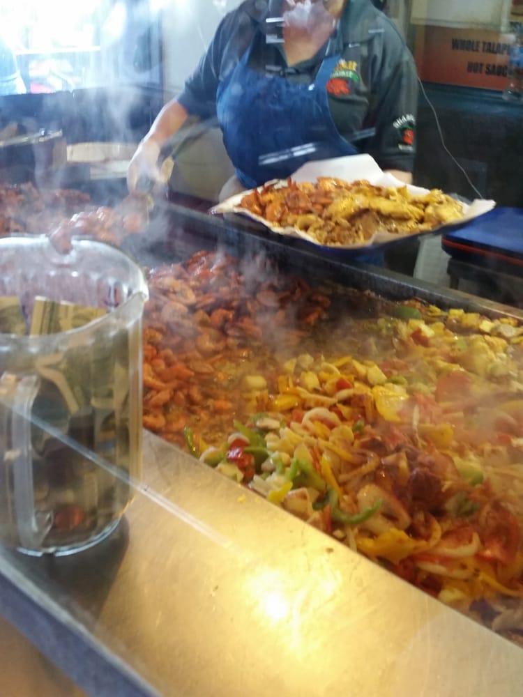 Shrimp on shrimp yelp for San pedro fish market and restaurant
