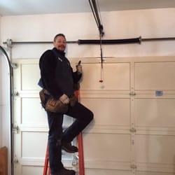 Photo of Door Pro - Surrey BC Canada. Gord after finishing a first & Door Pro - Garage Door Services - 13423 78th Avenue Surrey BC ...