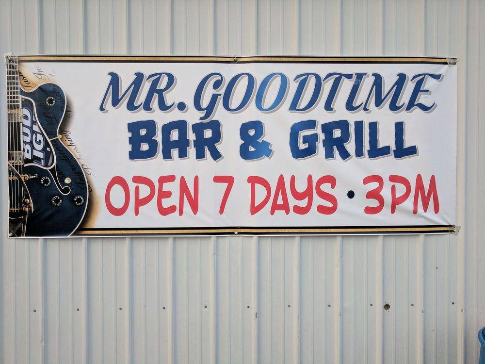 Mr. Good times Bar and Grill: 24480 Granite Ave, Lewistown, MO