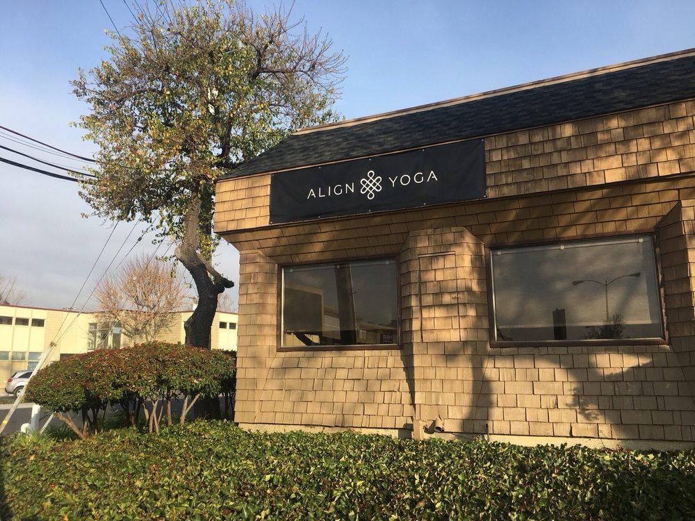 Align Yoga: 1521 Contra Costa Blvd, Pleasant Hill, CA
