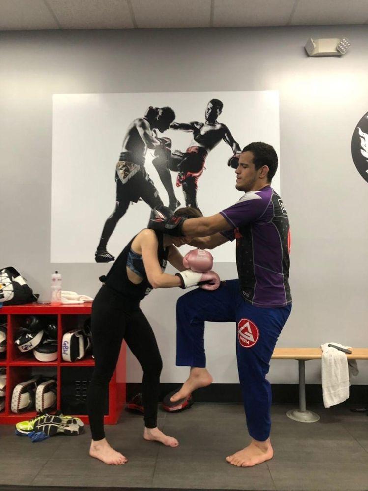 Gracie Barra Westchase Brazilian Jiu-Jitsu: 2610 Fondren Rd, Houston, TX