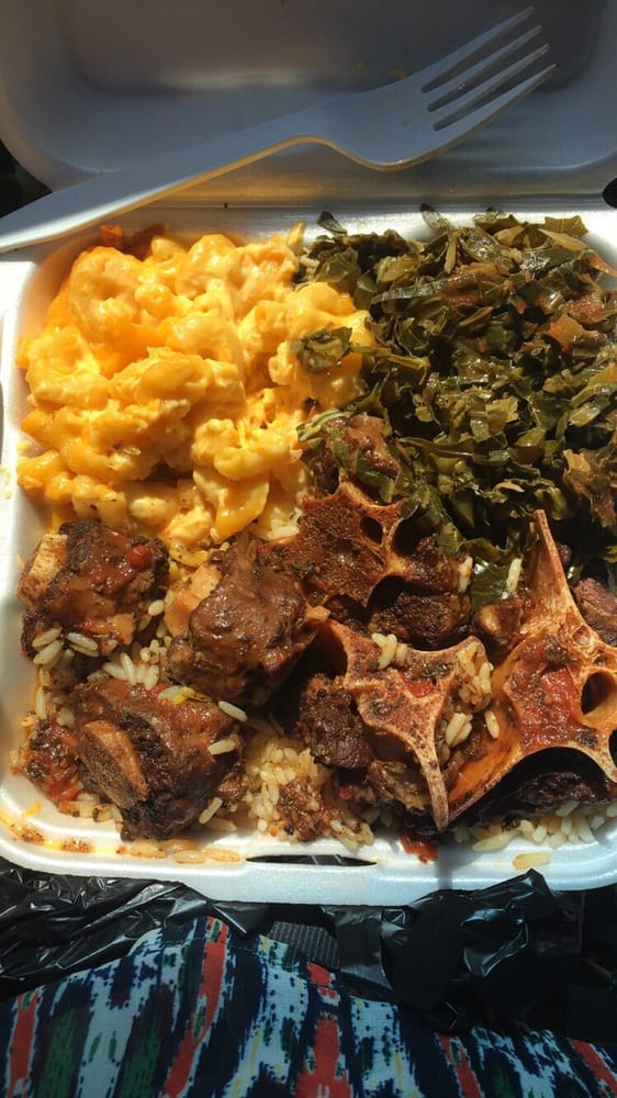 Auntie's Soul Food & More: 1006 E Hillsborough Ave, Tampa, FL
