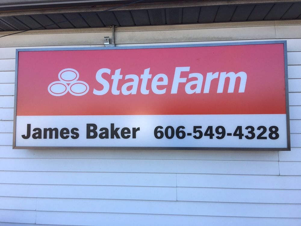James Baker - State Farm Insurance Agent: 1260 S Hwy 25 W, Williamsburg, KY
