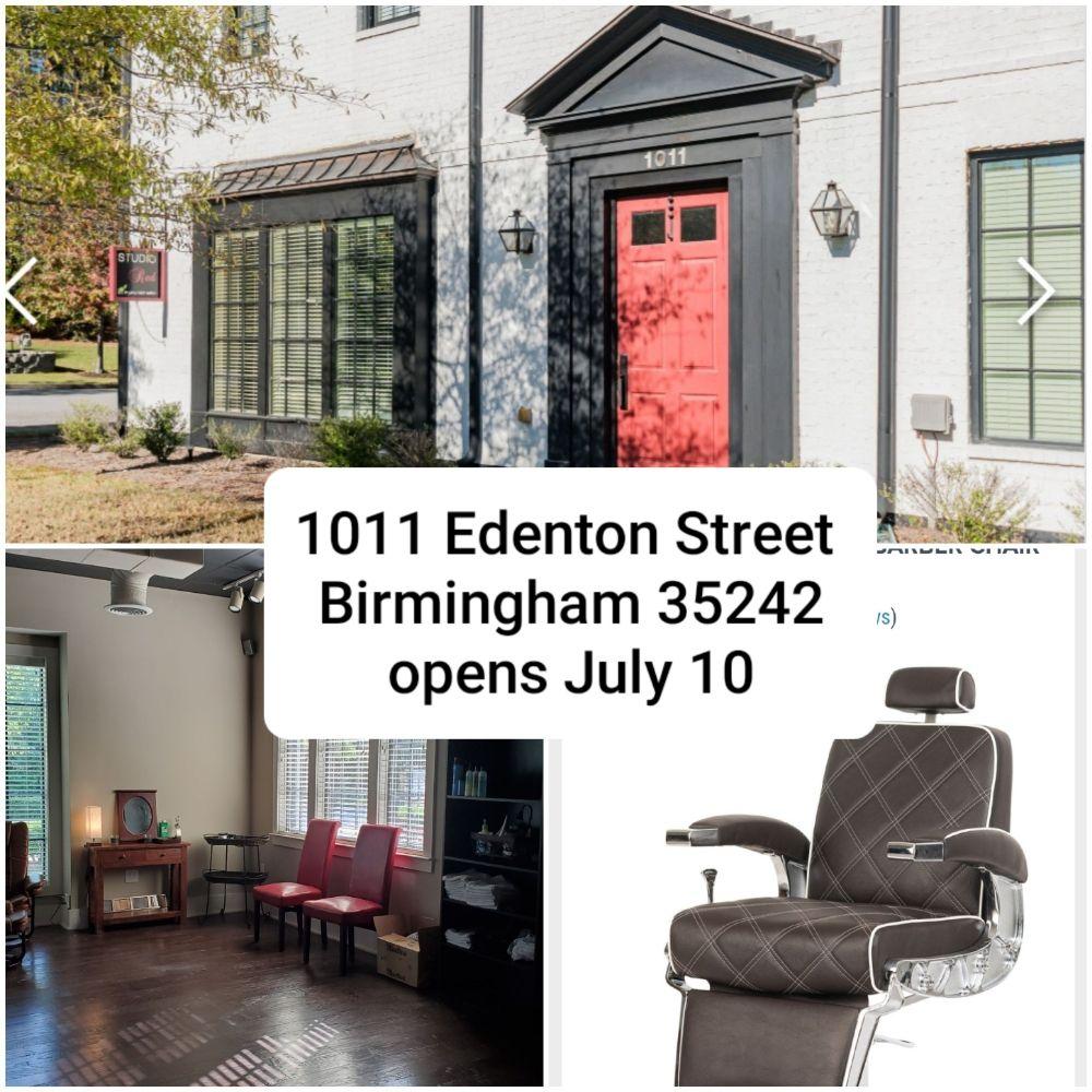 Becca's Barber Shop: 1011 Edenton St, Birmingham, AL
