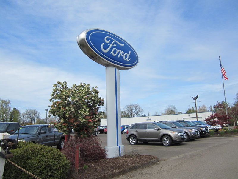 Canby Ford: 24315 S Hwy 99E, Canby, OR