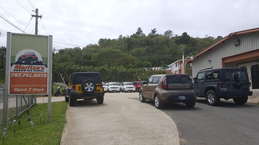 Car Rental Vieques: Maritza's Car Rental