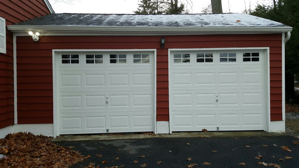 The 2 Garage Doors That Were Installed In November 2016 By