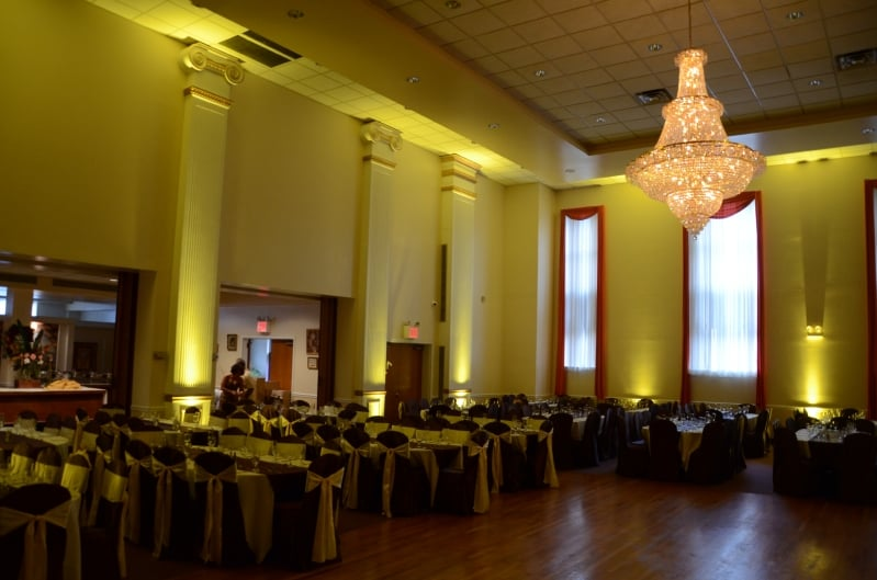 Photo of Universal Light   Sound Rentals   New York  NY  United States Uplights at the Chian Federation   Long Island City  NY    Yelp. Rentals Long Island City New York. Home Design Ideas