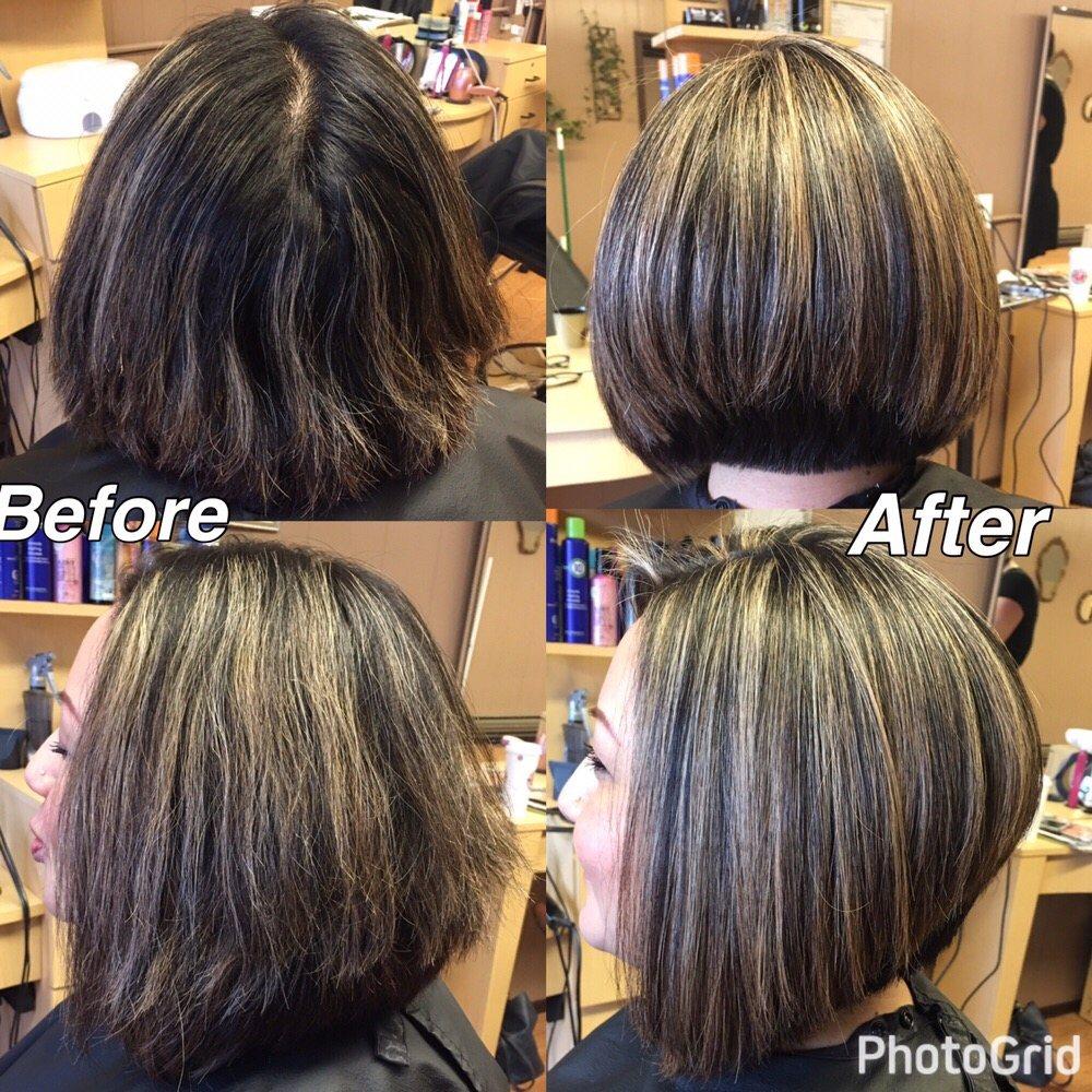 Lucia At Salon 4 Hair Design 33 Photos Hair Stylists 2923