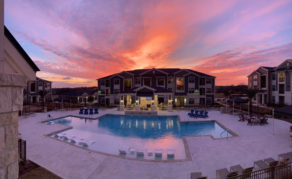 Ariza Plum Creek Apartments: 4700 Cromwell Dr, Kyle, TX