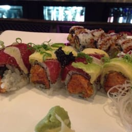Kumo Sushi, Hibachi, and Lounge - New City, NY, United States. Crazy Roll