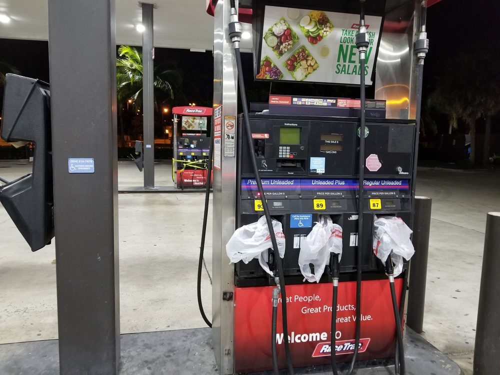 RaceTrac: 2300 W Broward Blvd, Fort Lauderdale, FL